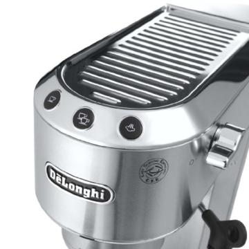 DeLonghi EC 680.M Dedica Espressomaschinen Test