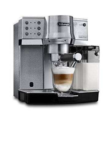 DeLonghi Espressomaschine Test