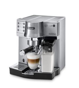 Espressomaschinen Test DeLonghi