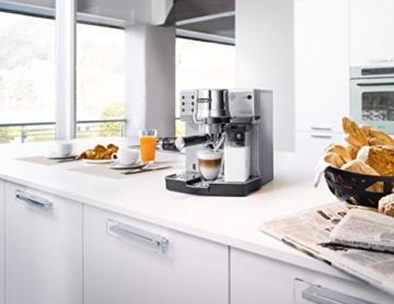 DeLonghi Test Espressomaschine