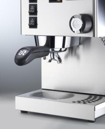 Rancilio Silvia Espressomaschinen Test
