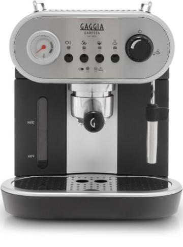 Gaggia RI8525/01 Carezza Deluxe Espressomaschine