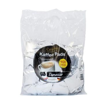 Caféclub Espressopads 100 St. – Megabeutel -