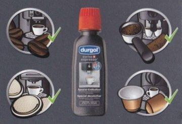 Entkalker Espressomaschinen Test