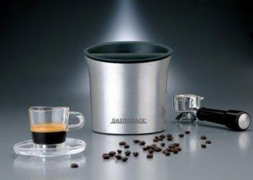 Gastroback Ausklopfbehälter Espressomaschine