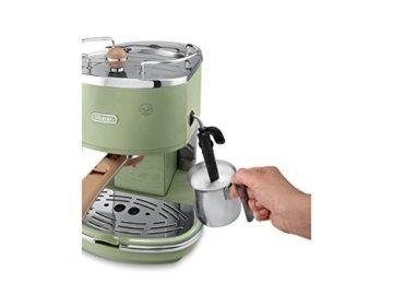 DeLonghi ECOV Espressomaschine Test