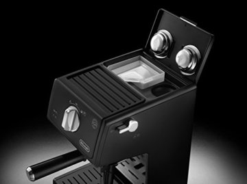 Siebträger Espresso Automat