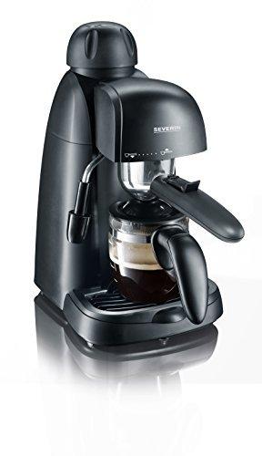 Severin Espressoautomat Test