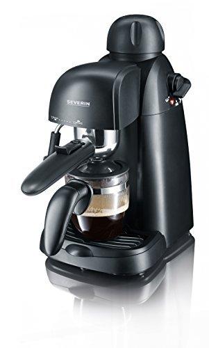 Soiebträger Espressomaschine